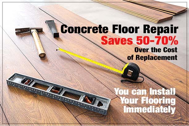 Covalt Floor Repair Concrete Floor Repair Concrete Floor Leveling