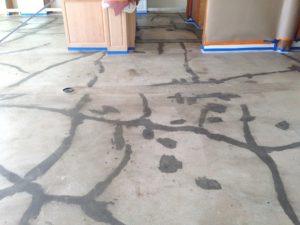 Covalt Floor Repair Concrete